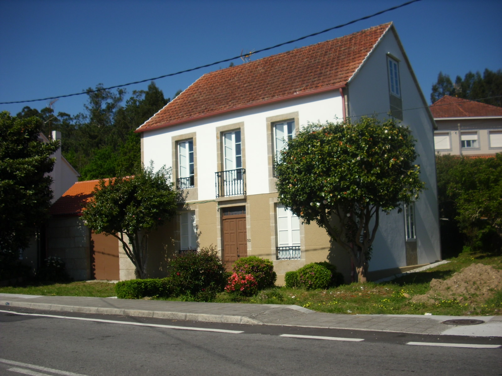 Alquiler casa rural galicia casa rural os carballos perdecanai pontevedra galicia casa ourolo - Casas turismo rural galicia ...